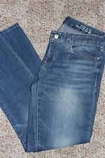 GAP Womens Misses denim LIGHT WASH Always Skinny Jeans  6  28 R