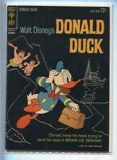 DONALD DUCK #85 HIGHER GRADE BLACK COVER CLASSIC GEM