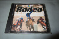 RODEO - 2002 Activision PC Computer CD Video Game BRAND NEW in SEALED JEWEL CASE