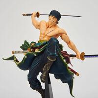 One Piece Roronoa Zoro Banpresto World Figure Colosseum Japan