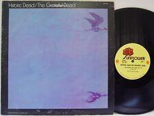 GRATEFUL DEAD - Historic Dead LP (RARE US Pressing on SUNFLOWER)