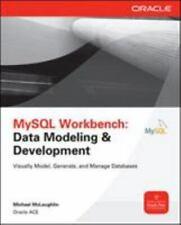 MySql Workbench: Data Modeling & Developm. 9780071791885 by McLaughlin, Michael