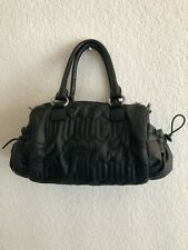 Juicy Couture Black Hand Bag - Pre owned, Stained Inside
