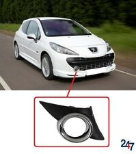 NEW PEUGEOT 207 SPORT 2006 - 2014 FRONT BUMPER LOWER FOG LIGHT GRILL RIGHT O/S