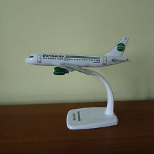 1/200 Germania Airlines Airbus A319-100 Airplane Didplay Model