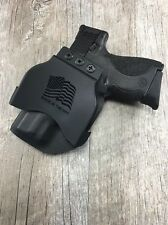 OWB PADDLE Holster Smith & Wesson M&P Shield 9 / 40  Kydex Retention SDH Swift D