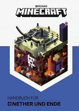 Josef Shanel Minecraft - Handbuch für Nether und Ende