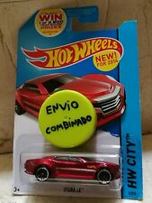 Hot Wheels RYURA LX Rojo Diamante