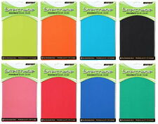 """New Kittrich Stretchable Standard Size Book Covers, Assorted Color 8"""" X 10"""""""