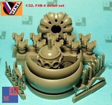 "1/32. F4B-4 detail resin set, by ""Vector"" VDS 32-005"