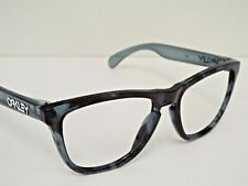 Authentic Customized Oakley Frogskins Lace Blue Grey Tortoise Sunglasses Frame