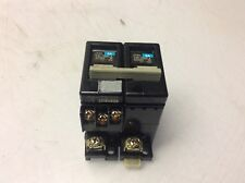 Fuji Electric Circuit Protector, CP32D, 3A, 250V, 2 Pole, Used, Warranty