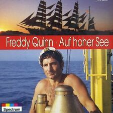 Freddy Quinn Auf hoher See (compilation, 12 tracks, 1956-78) [CD]