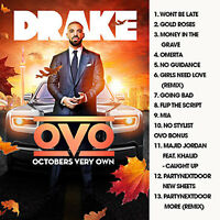 BIG MIKE/ DRAKE - OVO [OCTOBERS VERY OWN] (MIX CD)