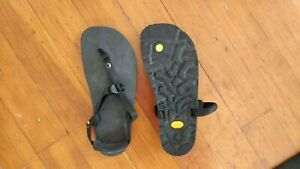 Luna Sandals Made in USA Men's 10.5 Worn Once Flawless
