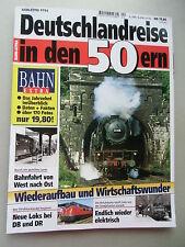 Bahn-Extra 9704 Deutschlandreise in den 50ern