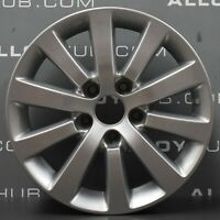 "GENUINE HONDA CIVIC EP2 10 SPOKE 16""INCH SILVER SINGLE ALLOY WHEEL X1, 6.5J ET45"