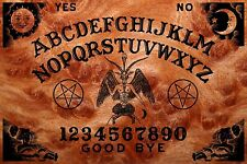 Ouija Board - Lump Design from OccultBoards & Planchette (Free Shipping)