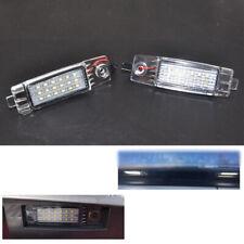 OEM-Replace 18SMD LED License Plate Light Assy For Toyota Highlander Lexus RX300