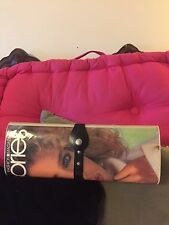 Authentic Vintage Fortrends 1970's Magazine Purse/Accessories/Hard Plastic/Chic!