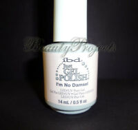 ibd Just Gel Polish I'm No Damsel #56664 UV/LED Gel Polish .5oz fast shipping