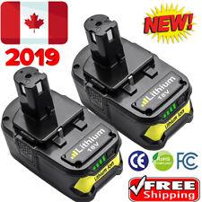 2X 18-Volt 4000mAh Li-Ion P108 Battery For Ryobi ONE Plus  P107 P103 P104 P105