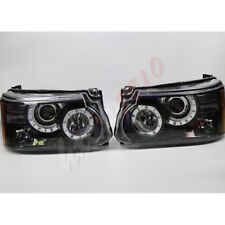 Suitable For Range Rover Sport 2010-2013 Left&Right Headlights Cover Trim