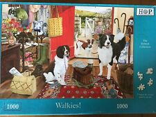 1000 Piece Jigsaw Puzzle Walkies