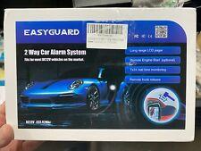 Easyguard Ec201-M9 2 Way Car Alarm System - Remote Start