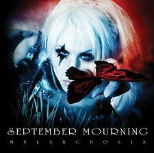 SEPTEMBER MOURNING Melancholia CD 2012