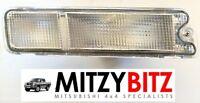 OSF RH FRONT BUMPER INDICATOR SIDE LIGHT LAMP for MITSUBISHI L200 K74 2003-2007