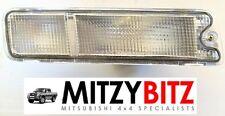 Osf RH Paraurti Anteriore Indicatore Laterale Luce per Mitsubishi L200 K74 2003-2007