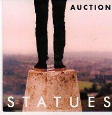 (CG160) Auction, Statues - 2011 DJ CD