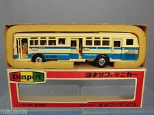 "DIAPET TINPLATE FRICTION  MODEL No.014-1408        "" SINGLE DECKER BUS ""     MIB"