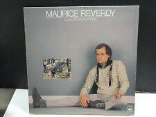 MAURICE REVERDY Lucidealiste CBS 84261