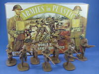 ARMIES IN PLASTIC 5401 WWI US Infantry Doughboys 16 Plastic Figures FREE SHIP
