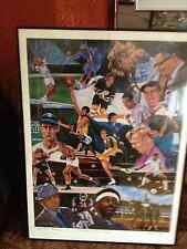 """""""The Greatest I've Seen"""" Sports collage Artist Proof"""