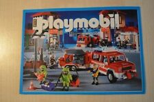 7296 playmobil folder brochure leaflet prospekt 2002 MEDIUM