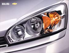 2004 Chevrolet Malibu and Maxx 26-page Original Car Sales Brochure