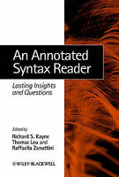 An Annotated Syntax Reader: Lasting Insights and Questions: The Essential Readin