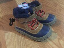 Garanimals Toddler Boys Work Fur Boots Sizes 3, 4, 5, 6 NWT