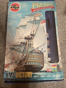 Airfix Premier Collection Hms Victory Model Kit 1:180 Skill 4