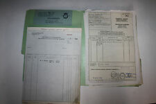 MV AGUSTA 850SS AMERICA  Engine #221011  Frame #221015 Certificate of Origin
