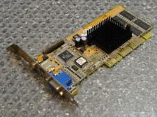 Schede video e grafiche Connettori VGA D-Sub Output NVIDIA per prodotti informatici per 32MB