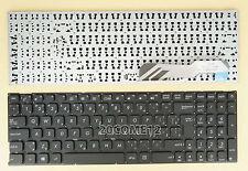 NEW FOR ASUS X541NA X541NC X541SA X541SC X541UA Keyboard Czech Slovak Black