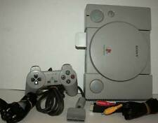CONSOLE SONY PS1 PLAYSTATION PAL UNIVERSALE REGION FREE USED SCPH-9002 BT1 43655