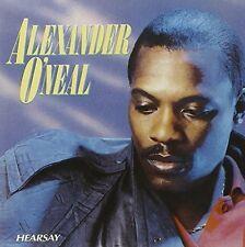 Alexander O'Neal Hearsay (1987) [CD]