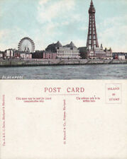 Blackpool Inter-War (1918-39) Printed Collectable English Postcards