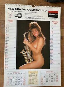 New Era Calendar 1994 Page 3 Maria Whittaker Gail McKenna Kathy Lloyd