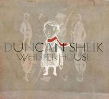 DUNCAN SHEIK CD WHISPER HOUSE